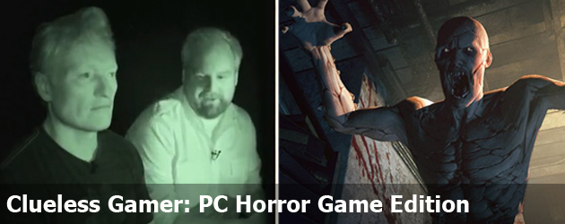 Clueless Gamer: PC Horror Game Edition