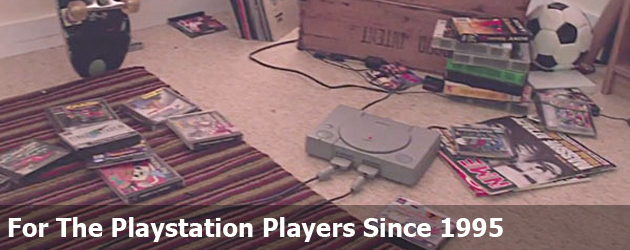 For The Playstation Players Since 1995