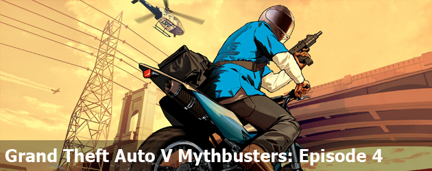 Grand Theft Auto V Mythbusters: Episode 4