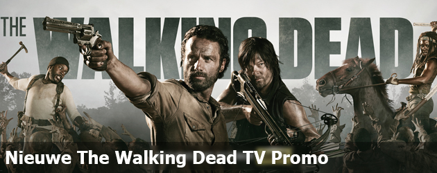 Nieuwe The Walking Dead TV Promo