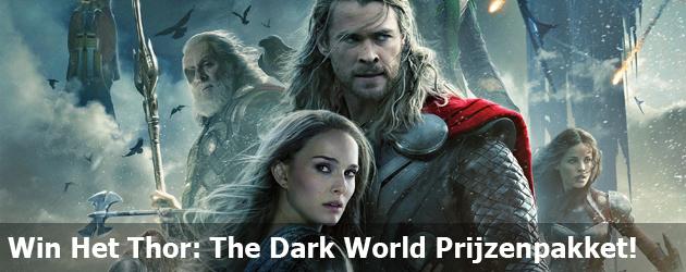Win Het Thor: The Dark World Prijzenpakket!