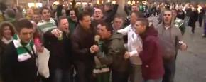 Celtic-Fans Maken Er Een Zooitje Van