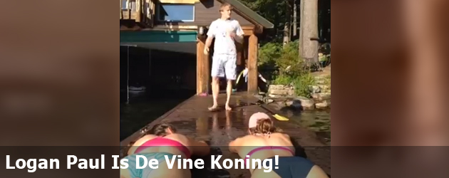 Logan Paul Is De Vine Koning!