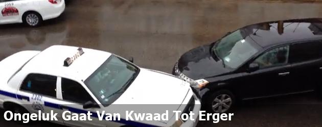 Ongeluk Gaat Van Kwaad Tot Erger