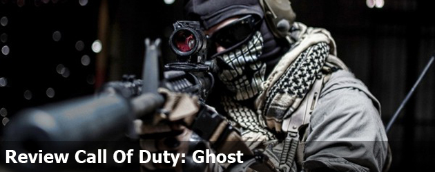 Review Call Of Duty: Ghost