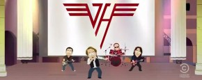 Van Halen Rockt In South Park