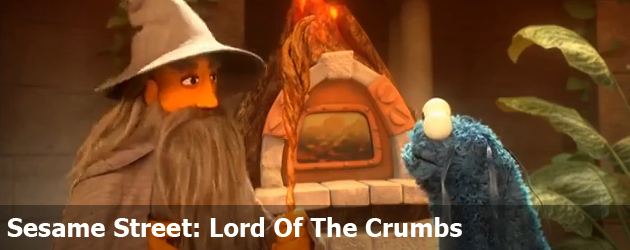 Sesame Street: Lord Of The Crumbs