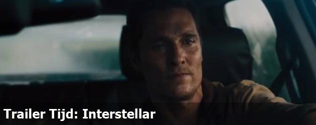 Trailer Tijd: Interstellar