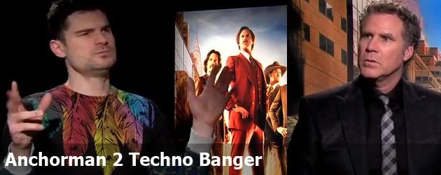 Anchorman 2 Techno Banger