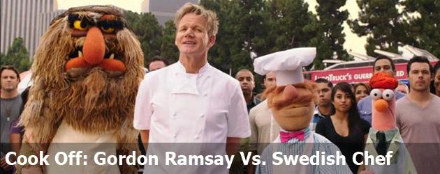 Cook Off: Gordon Ramsay Vs. Swedish Chef