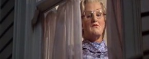 Wat Als...Mrs Doubtfire Een Horror Film Was