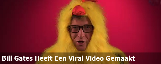 Bill Gates Heeft Een Viral Video Gemaakt