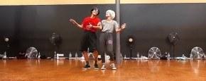 Oudjes Keone & Mariel Doen Geweldig Dansje