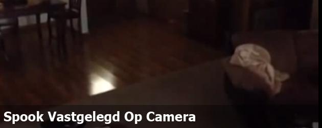 Spook Vastgelegd Op Camera