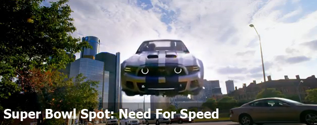 Super Bowl Spot: Need For Speed