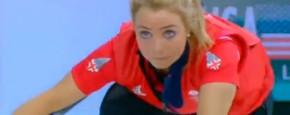 Sir David Attenborough's Curling Commentaar