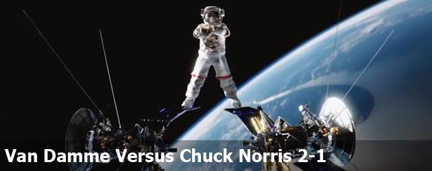 Van Damme Versus Chuck Norris 2-1