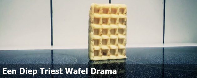 Een Diep Triest Wafel Drama