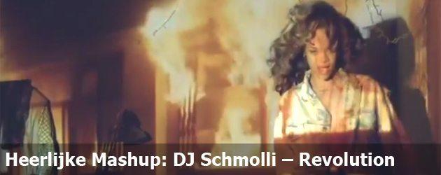 Heerlijke Mashup: DJ Schmolli – Revolution