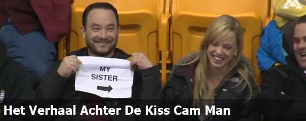 Het Verhaal Achter De Kiss Cam Man
