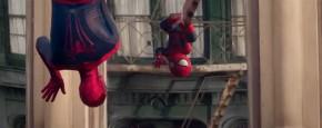 Geweldige Spiderman Commercial Van Evian