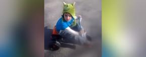 Jochie Is Zijn Groene Monster Muts Kwijt