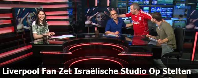 Liverpool Fan Zet Israëlische Studio Op Stelten