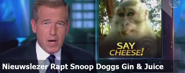 Nieuwslezer Rapt Snoop Doggs Gin & Juice