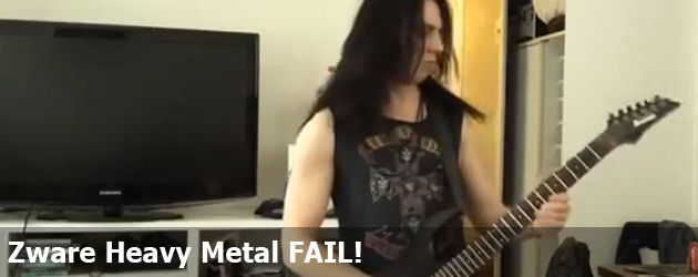 Zware Heavy Metal FAIL!