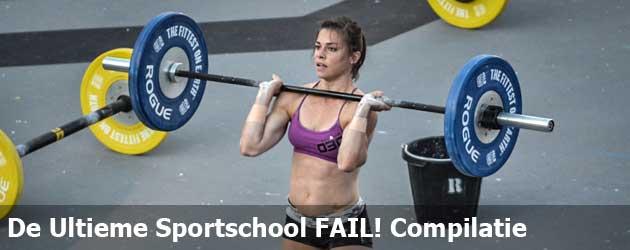 De Ultieme Sportschool FAIL! Compilatie