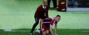 Erotisch Momentje Tijdens Duitse Bekerfinale