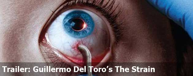 Trailer: Guillermo Del Toro's The Strain