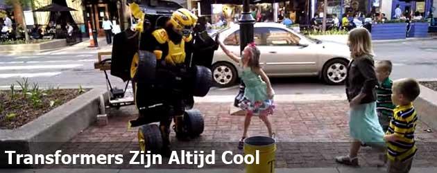 Transformers Zijn Altijd Cool