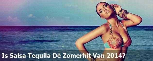 Is Salsa Tequila Dè Zomerhit Van 2014?