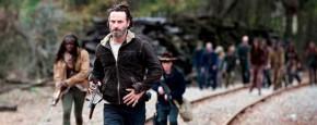 Eerste Trailer Walking Dead Seizoen 5