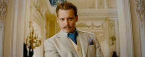 Eerste Trailer Voor Mortdecai Met Johnny Depp