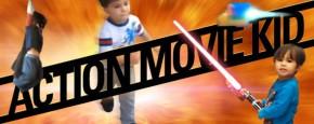 Action Movie Kid Is Terug!!!