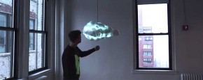 Cool! De Interactieve Donderwolk Speaker