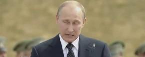 Flats! Vogel Schijt Op Poetin