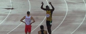 Humor! Usain Bolt Danst Op De Proclaimers