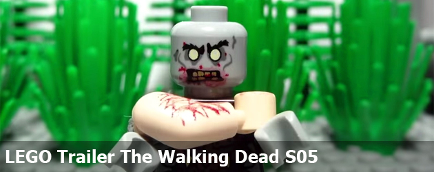 LEGO Trailer The Walking Dead S05