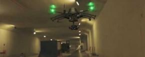 Met Een Drone Door De Noord/Zuidlijn