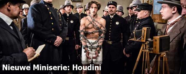 Nieuwe Miniserie: Houdini
