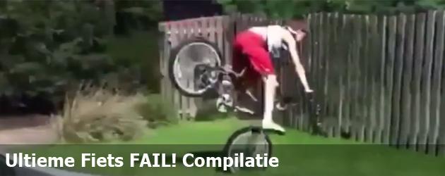 Ultieme Fiets FAIL! Compilatie
