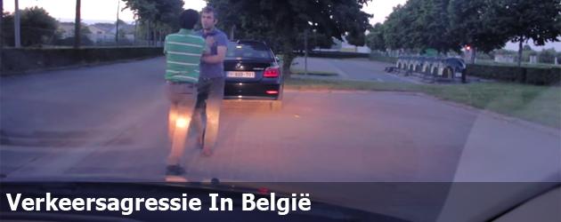 Verkeersagressie In België