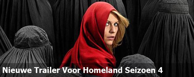 Nieuwe Trailer Voor Homeland Seizoen 4