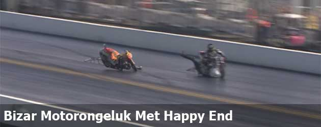 Bizar Motorongeluk Met Happy End