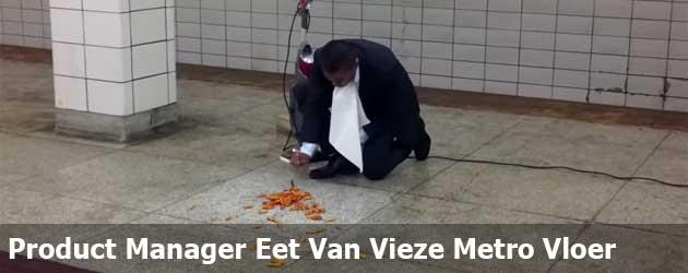 Product Manager Eet Van Vieze Metro Vloer