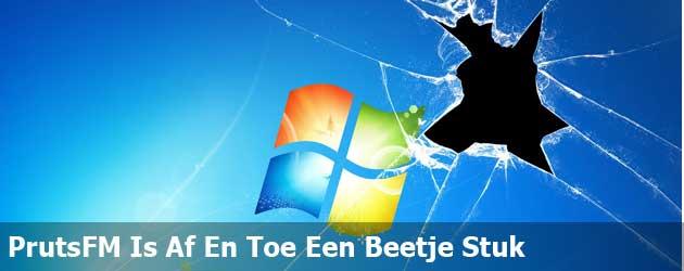 PrutsFM Is Af En Toe Een Beetje Stuk