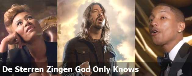 De Sterren Zingen God Only Knows